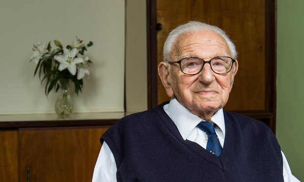 A tribute to Sir Nicholas Winton