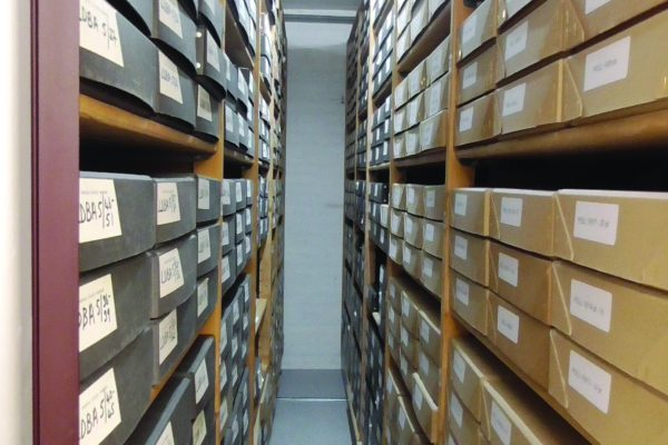 Visit to the Churchill Archives