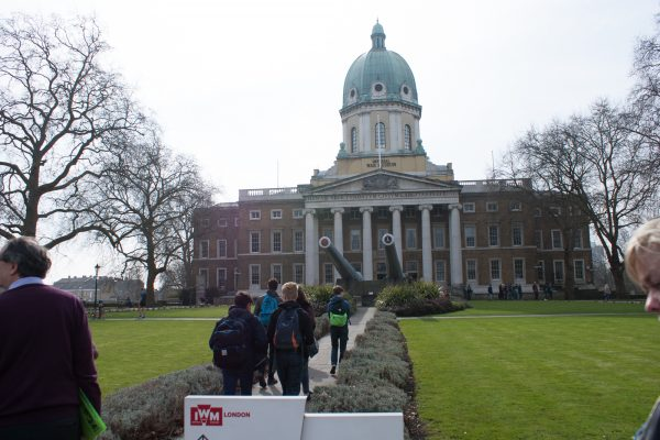 Visit to the Imperial War Museum